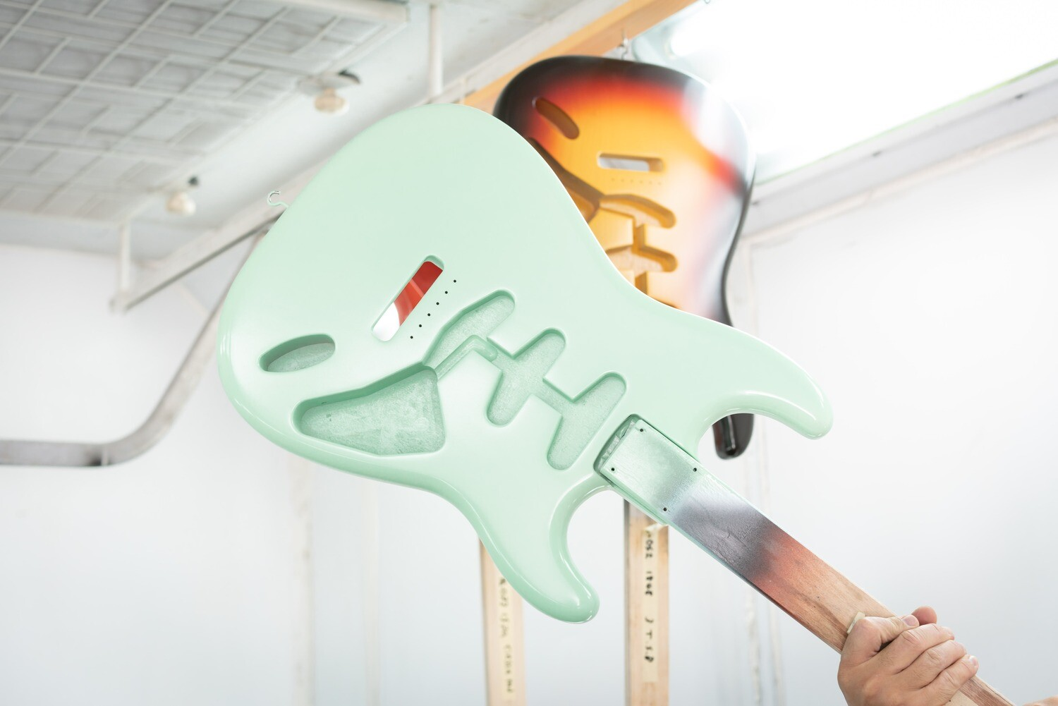 Superlight S-Classic in Surf Green