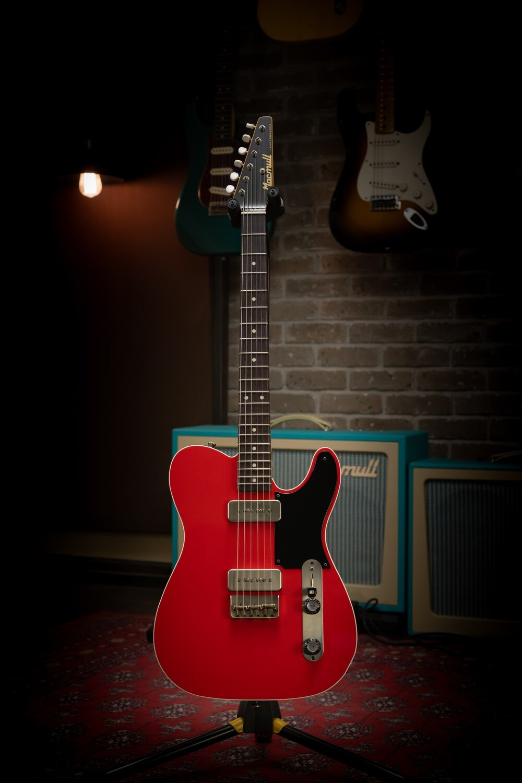 Macmull Heartbreaker Custom, Metallic Red 3.35kg / 7.39lbs