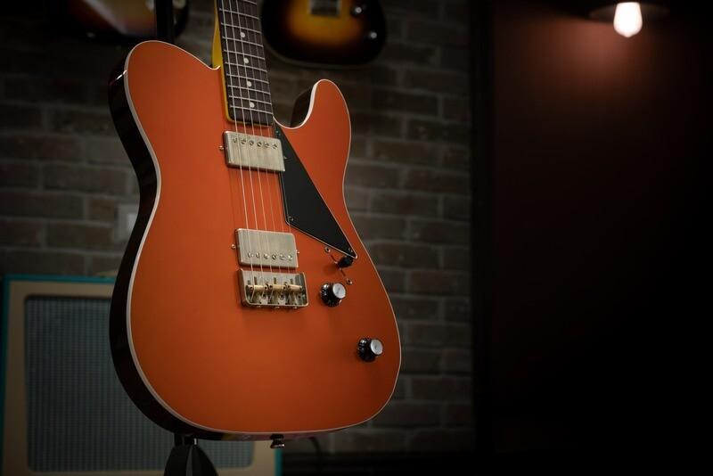 Superlight - Heartbreaker NEO RB 3.10kg / 6.83lbs  *Showroom Guitar*