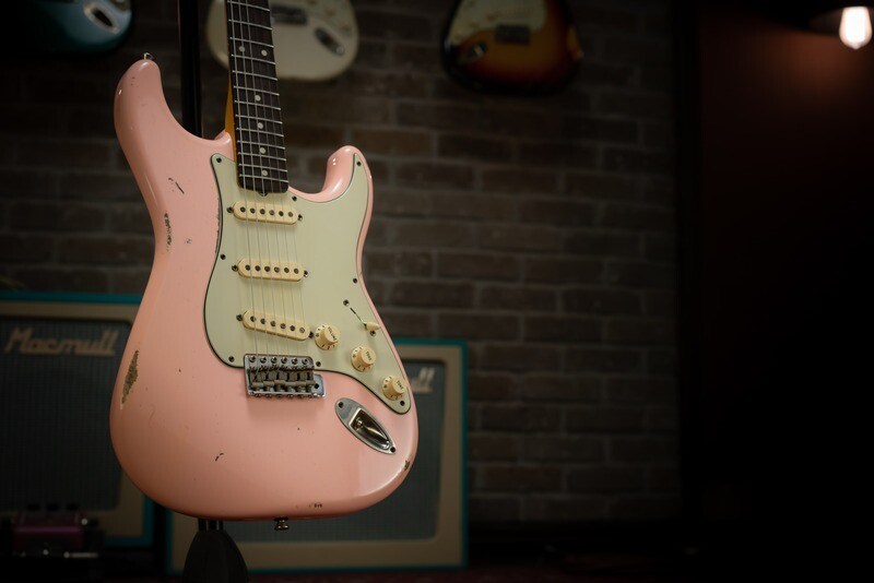 Private Stock S-Classic, Pink 3.42kg / 7.54lbs