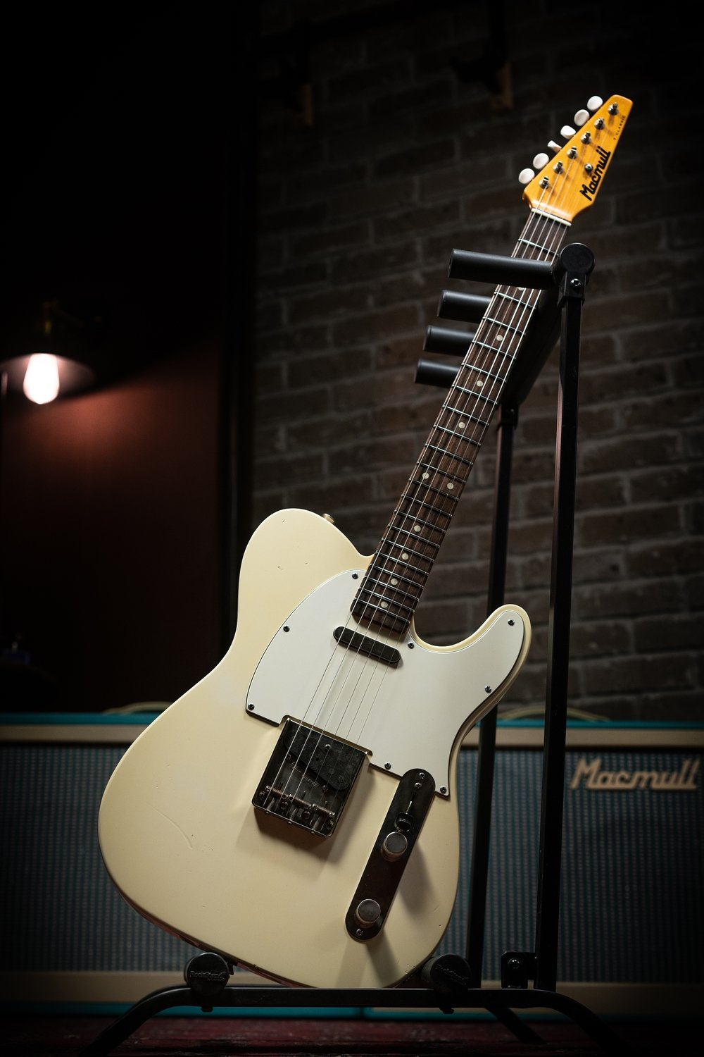 Reserved - Macmull T-Classic, Aged White