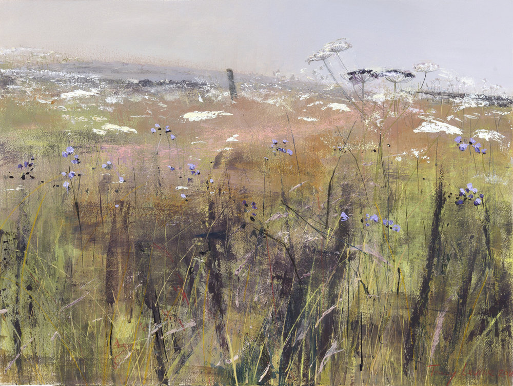 On The Fell. Reproduction print
