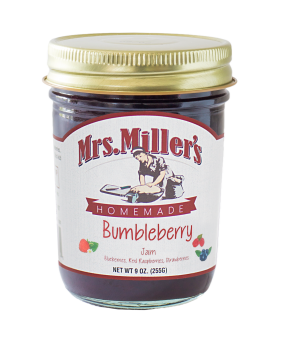 Mrs Miller's Bumbleberry Jam 9oz