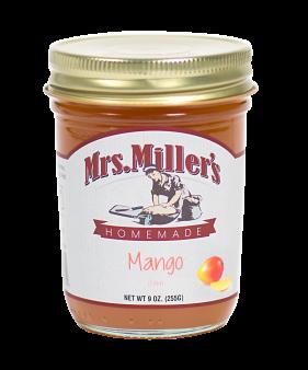 Mrs Miller's Mango Jam 9oz