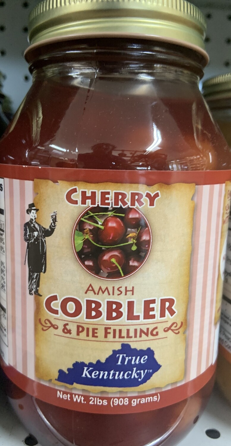 True Ky Cherry Cobbler & Pie Filling 26oz