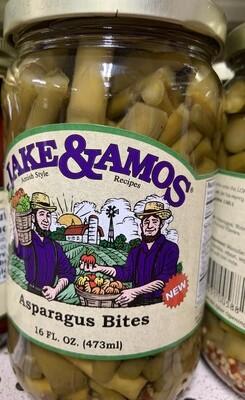 Jake & Amos Asparagus Bites 16 oz