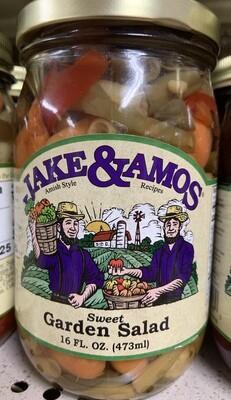Jake & Amos Sweet Garden Salad 16 oz
