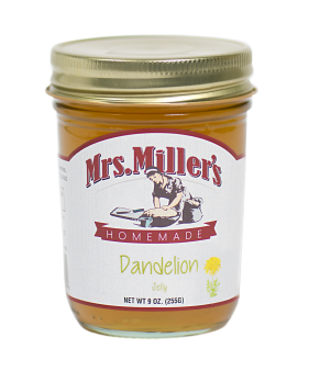 Mrs Miler's Dandelion Jelly 9 oz