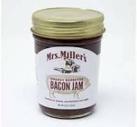 Mrs Miller's Smokey Barbecue Bacon Jam 9 oz