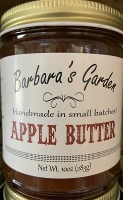 Barbara's Garden Apple Butter 10 oz