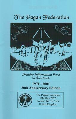PF Druidry Info Booklet