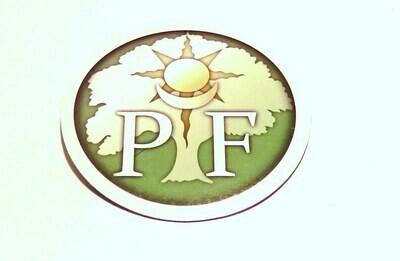 PF Fridge Magnet