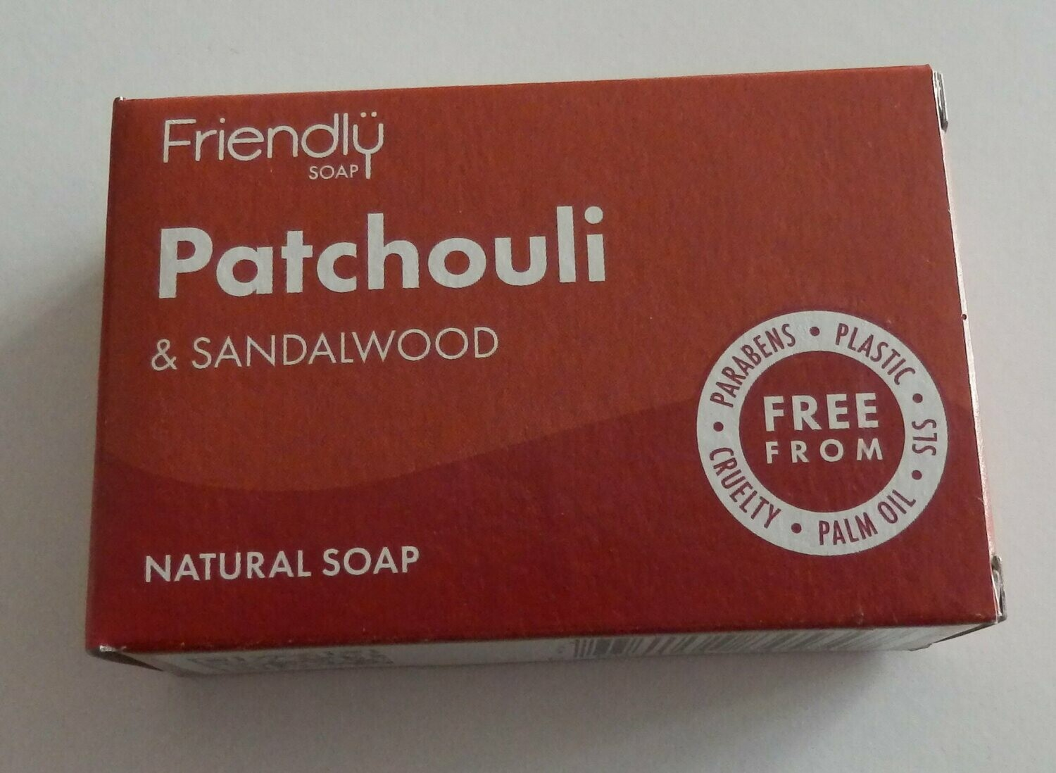 Patchouli & Sandalwood Soap