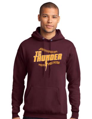 Port & Company® - Core Fleece Pullover Hooded Sweatshirt