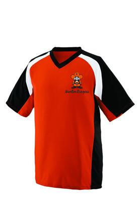 NITRO JERSEY Orange, Black, and White