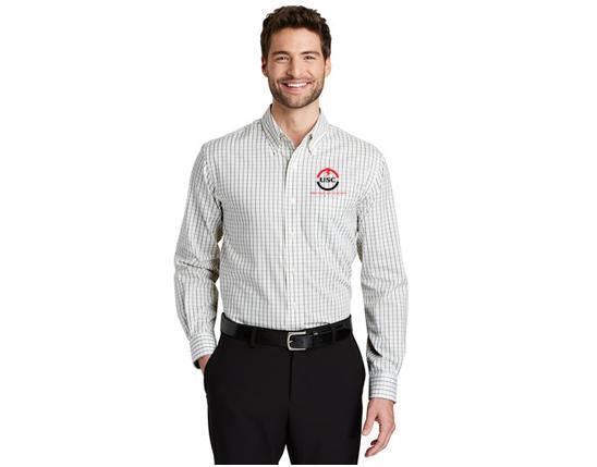 Port Authority® Tattersall Easy Care Shirt  S642