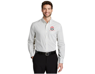 Port Authority® Tattersall Easy Care Shirt  S642