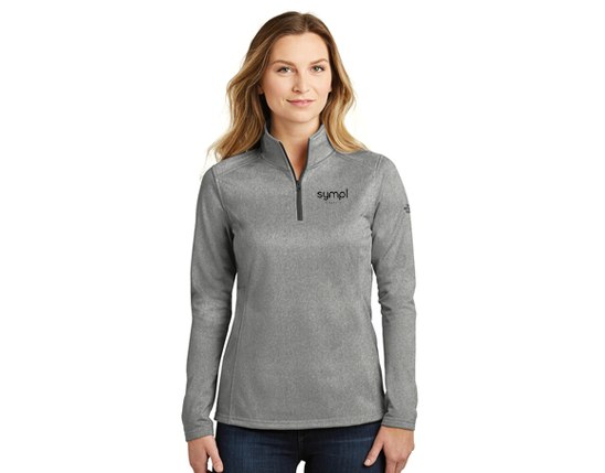 The North Face® Ladies Tech 1/4-Zip Fleece -NF0A3LHC