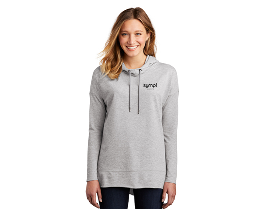 District ® Women's Featherweight French Terry ™ Hoodie -DT671