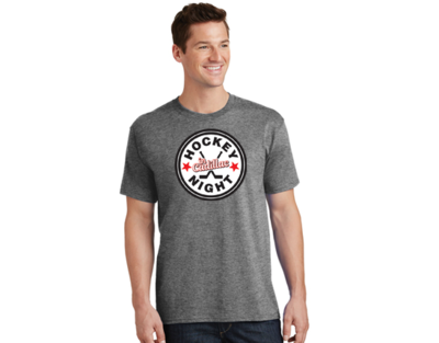 Port & Company® Core Blend Tee  - HOCKEY