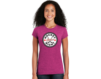 Gildan Softstyle® Ladies T-Shirt  - HOCKEY