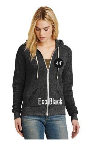 44N Alternative® Adrian Eco-Fleece Zip Hoodie. AA9573
