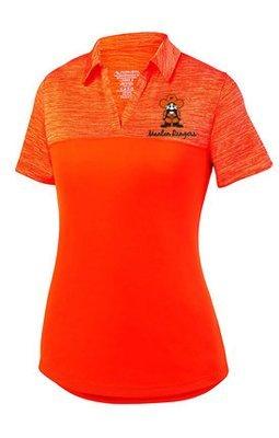 Ladies -  Augusta Ladies Shadow Tonal Heather Polo Style (2 Color Choices)
