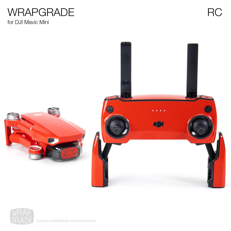 Wrapgrade Poly Skin for DJI Mavic Mini   RC [20 colors]