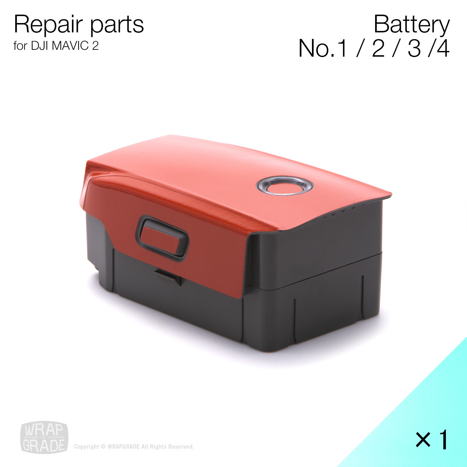 Repair parts for DJI MAVIC 2 [20colors]