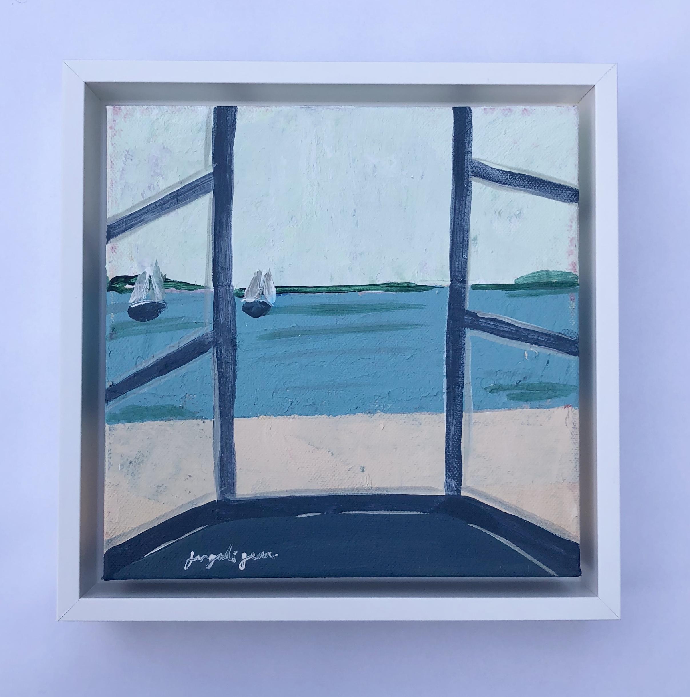 Set Sail on Naragansett Sound (8x8) 00093