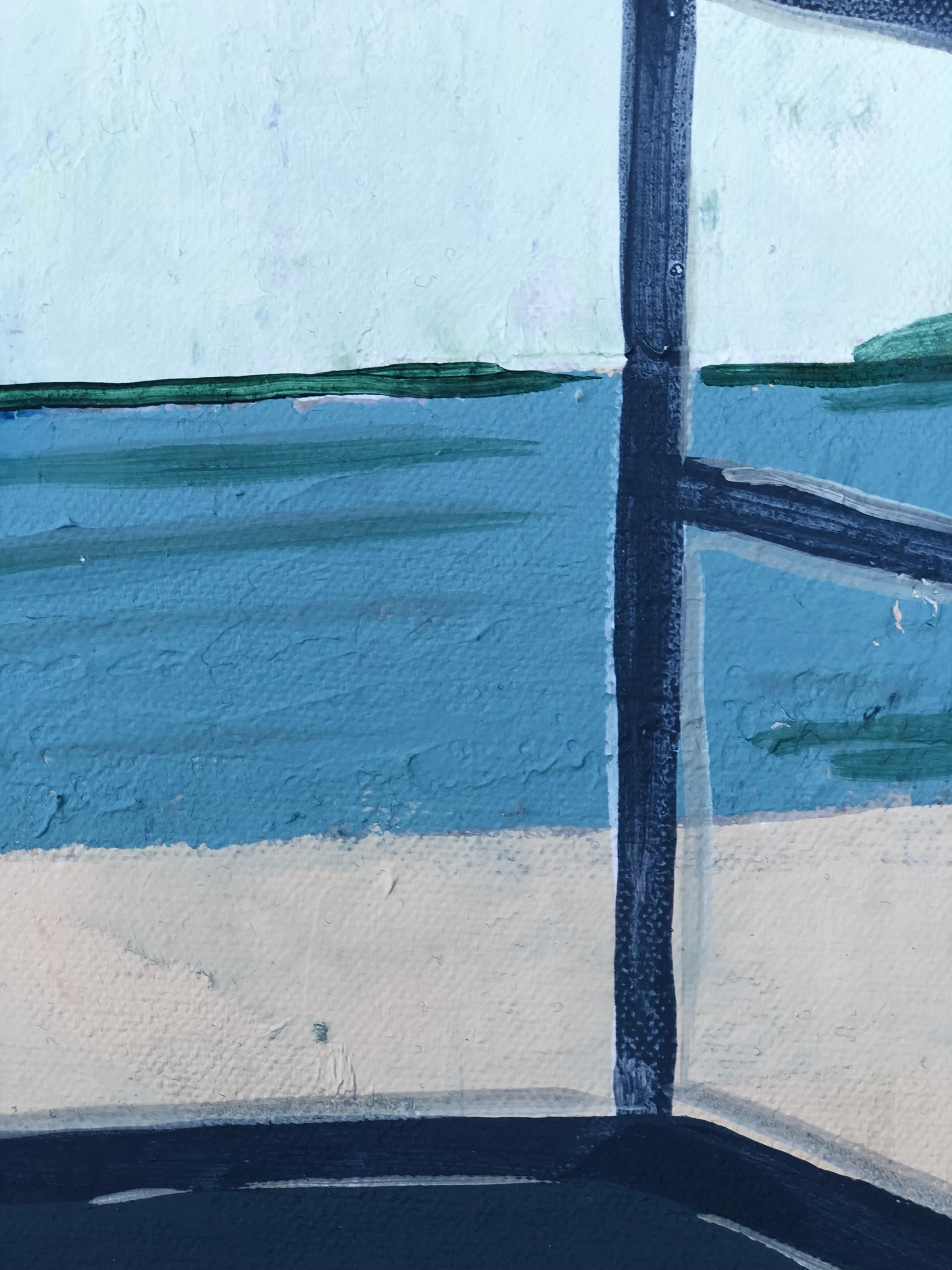 Set Sail on Naragansett Sound (8x8)