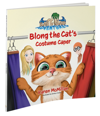 Blong the Cat's Costume Caper - NEW!