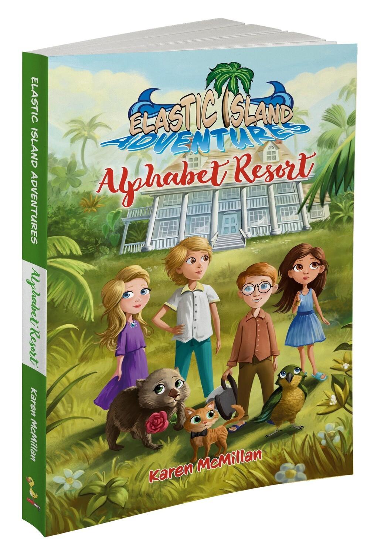 Elastic Island Adventures - Alphabet Resort - NEW