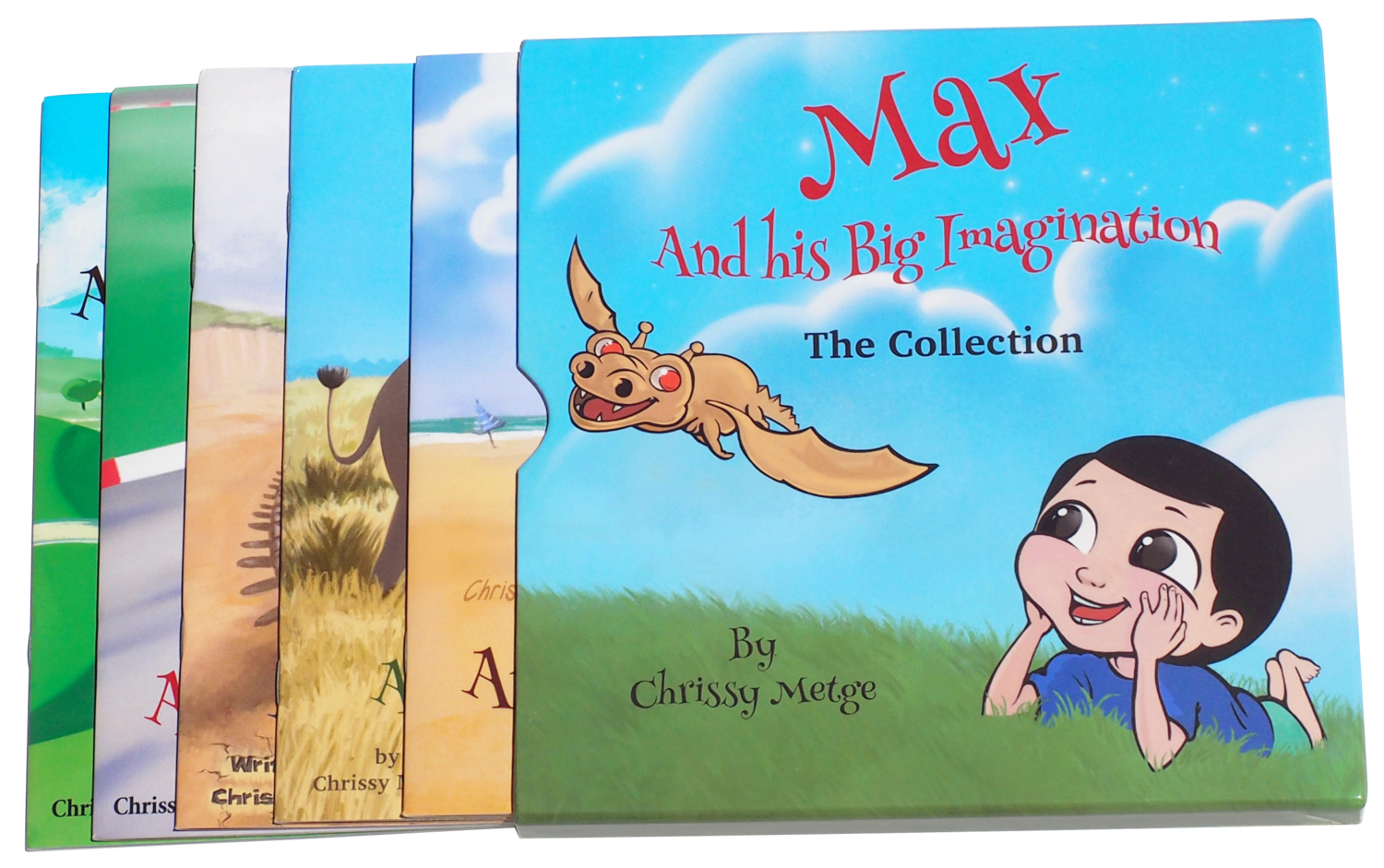 Max Box Set - The Collection (all 5 Max books)