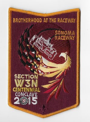 Conclave 2015- Participation Patch