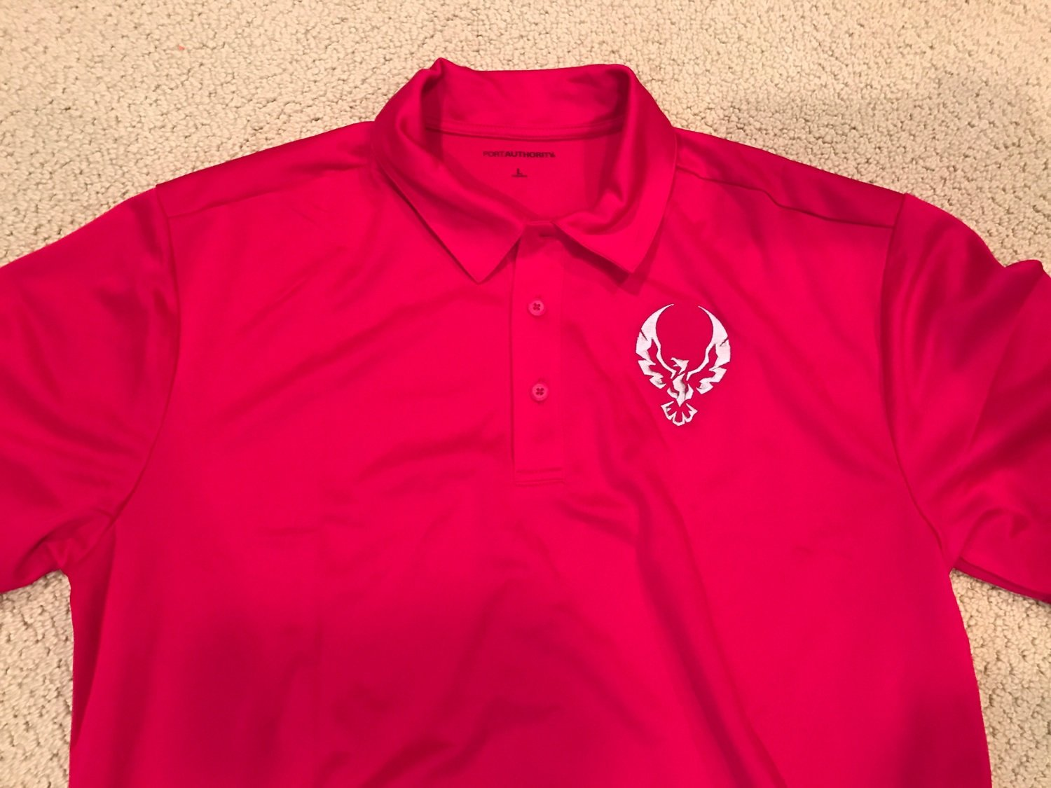 Section Polo - Red - Womens