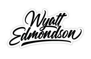 Wyatt Edmondson - Sticker
