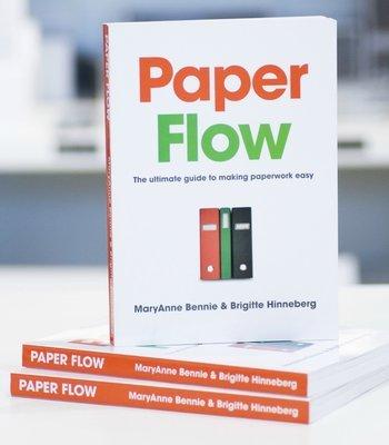 Paper Flow Book