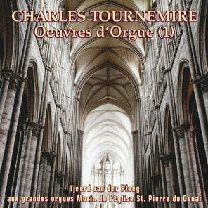 Oeuvres d' Orgue (1) Charles Tournemire (VLC 1199)