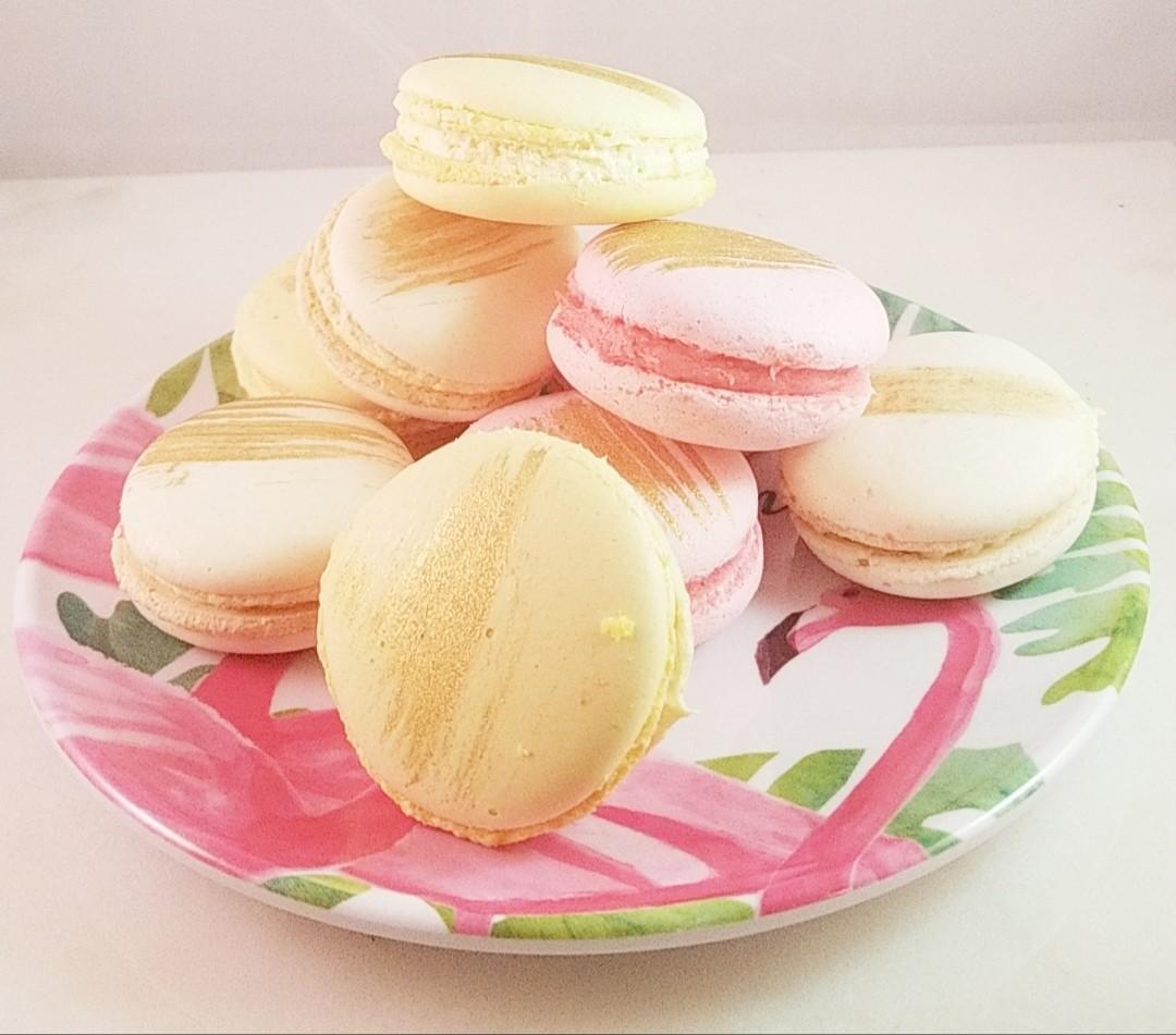 French Macaron 3 piece