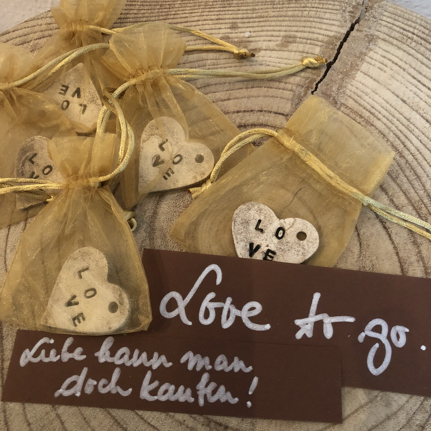 "Tonherz: ""Love to go"""