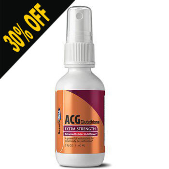 ACG GLUTATHIONE EXTRA STRENGTH - 2OZ by Results RNA (Discounted at Checkout)