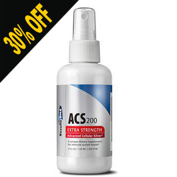 ACS 200 SILVER EXTRA STRENGTH 2OZby Results RNA (Discount at Checkout)