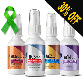 ULTIMATE LYME SUPPORT - 4 OZ SYSTEM by Results RNA (Discount at Checkout)