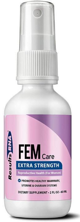 FEMININE CARE 2OZ SPRAY by Results RNA (Discount at Checkout )