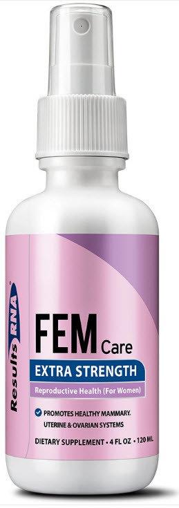 FEMININE CARE 4OZ SPRAY by Results RNA (Discount at Checkout )