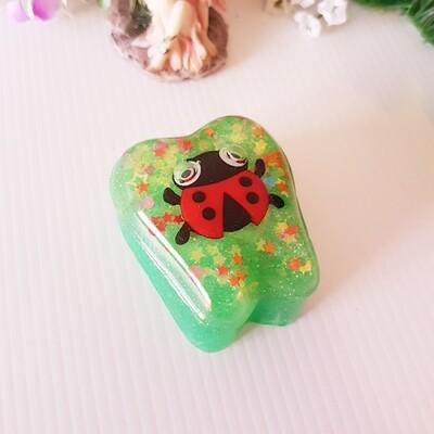 Ladybird Tooth Fairy Box