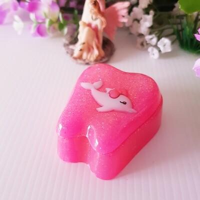 Dolphin Tooth Fairy Box