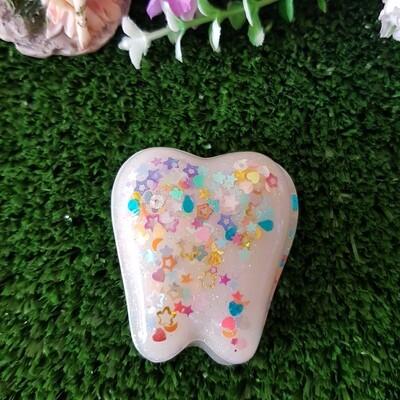 Confetti Tooth Fairy Box
