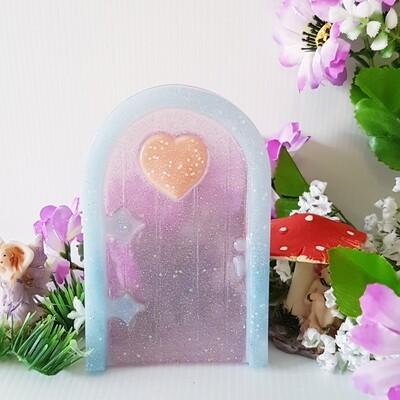 Large Resin Fairy Door